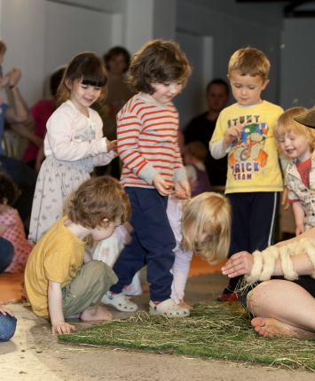 Space Invaders - Early Years Arts Seminar & Festival