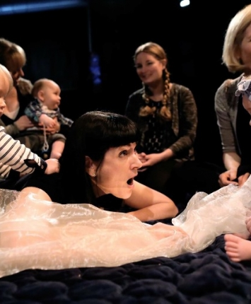 I am baba - a beautiful new piece of theatre for babies