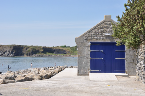 Loughshinny Boathouse Residency - Peter O'Neill