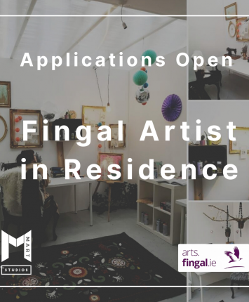 Fingal Artist in Residence at MART 2021