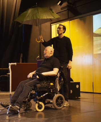 Irish Aphasia Theatre Free Workshops