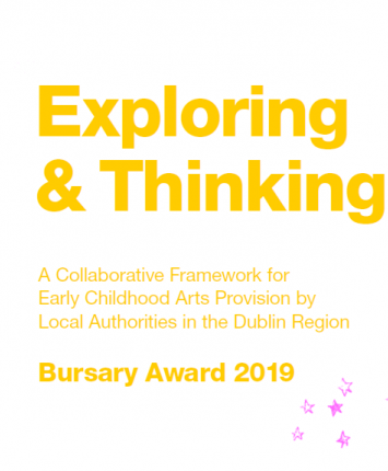 Exploring & Thinking Bursary Award 2019
